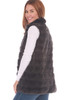 Long Faux Fur Love Vest