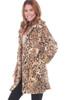 Vintage Leopard Long Coat