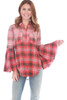 Isabella Bell Sleeve Blouse