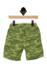 Jungle Camo Bermuda Shorts (Toddler/Little Kid)