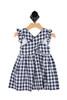 Checkered Ruffle Dress (Toddler)