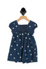 Denim Daisy Dress (Toddler/Little Kid)