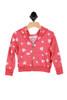 Heart Zip-Up Jacket (Little Kid)