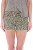 Chelsea Cut Off Leopard Shorts