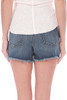 Blue High Rise Vintage Shorts