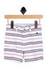 Striped Red, White & Blue Bermuda Shorts (Infant)
