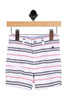 Striped Red, White & Blue Bermuda Shorts (Infant)
