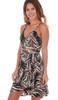 Cami Wrap Mini Dress