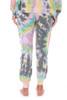 Swirl Tie Dye Burnout Jogger Pants