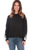 Round Neck L/S Chenille Sweater