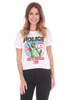 The Police Cropped Graphic Tee