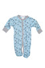 Baby Boy's Footie Onesie (+ colors)