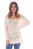 Oversized V-Neck Knit Sweater (+ colors)
