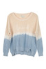Ombre Crewneck Sweater (+ colors)