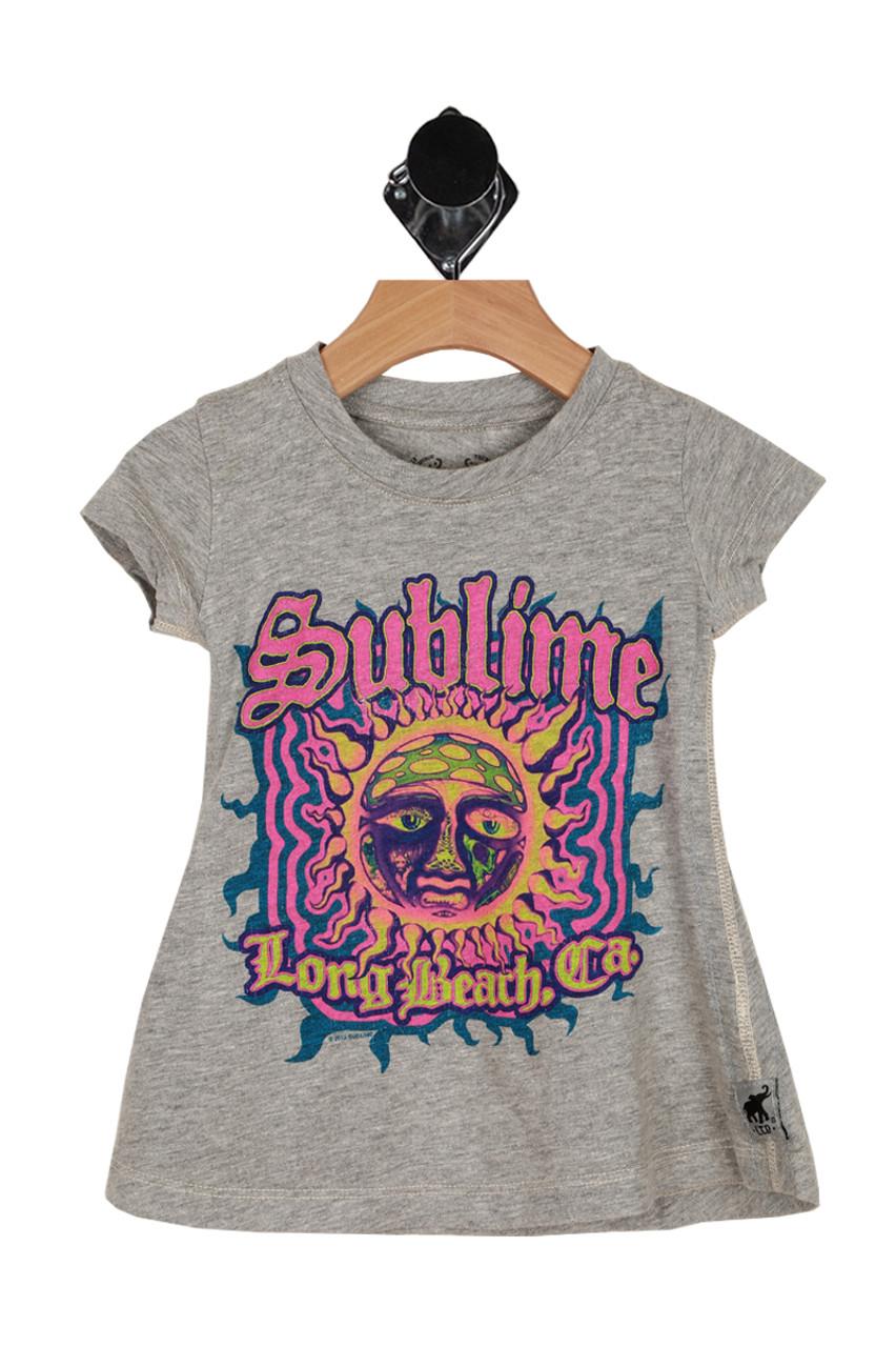Sublime Tunic Tee (Toddler/Big Kid)