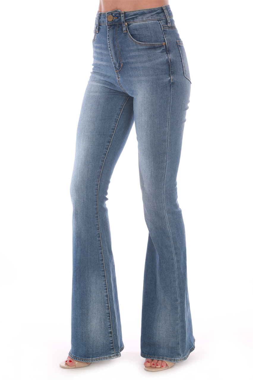 f424305c0db075 Bring back that vintage flare with these amazing Articles Of Society jeans!  These feature a