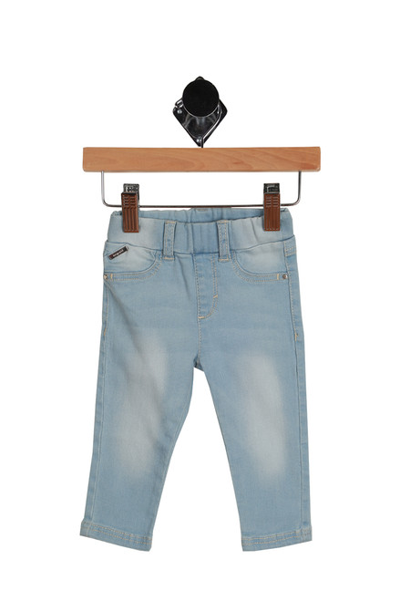 Basic Denim Jeggings (Infant)