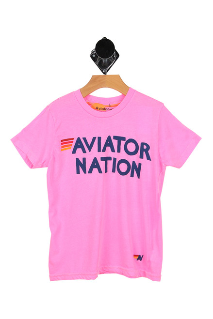 Aviator Nation Tee (Big Kid)