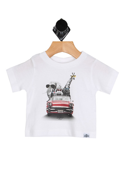 Zoo Mobile Tee (Infant)