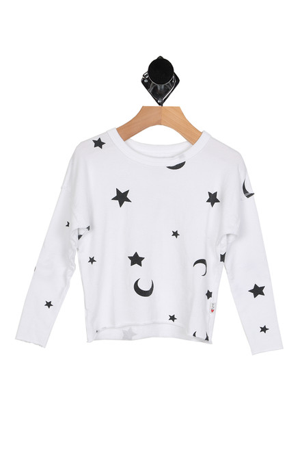 Moon & Stars Pullover (Little/Big Kid)