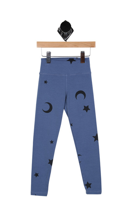 Moon & Stars Pull-On Leggings (Little/Big Kid)