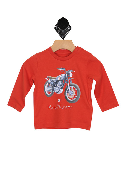 L/S Road Runner Tee (Infant)