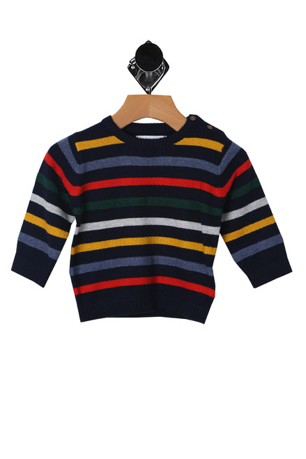 Striped Sweater (Infant)