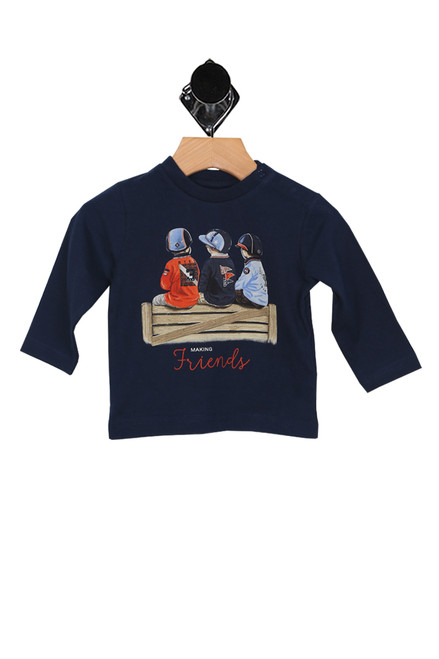 L/S Making Friends Tee (Infant)