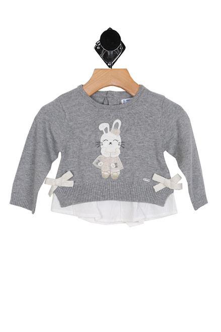 Layered Knit Sweater (Infant)