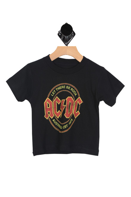 AC/DC Let There Be Rock Tee (Toddler)