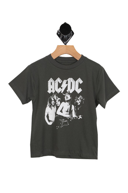 AC/DC Band Tee (Toddler)