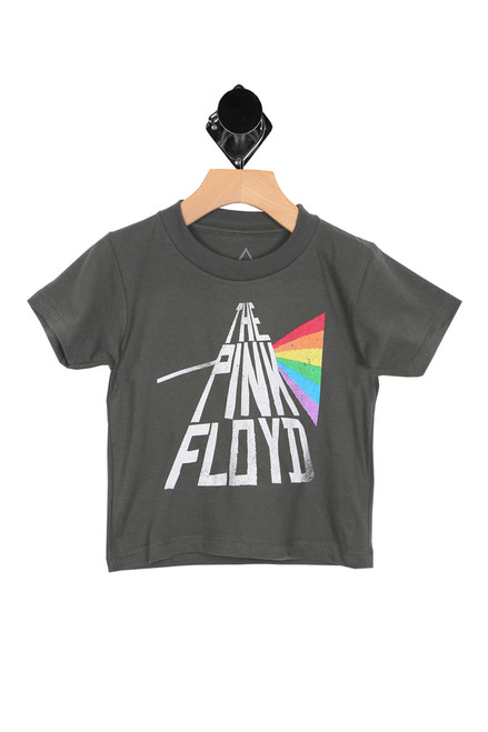 pink floyd graphic tee (toddler) in grey