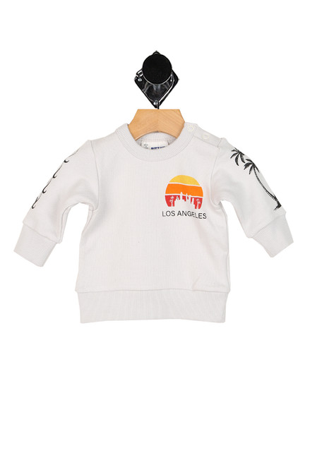 Los Angeles Landscape Sweatshirt (Infant/Toddler/Little Kid)