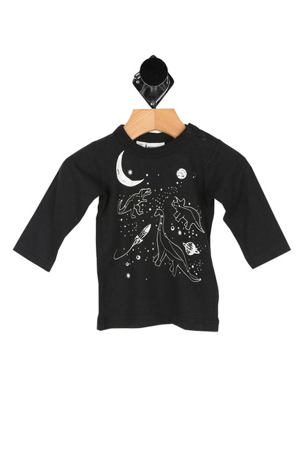 Glow In The Dark Starry Night L/S Tee (Infant/Toddler/Little Kid)