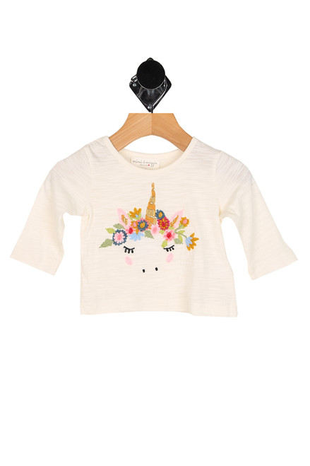 Unicorn Dreams L/S Tee (Infant/Toddler)