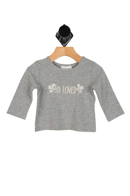 So Loved L/S Tee (Infant)