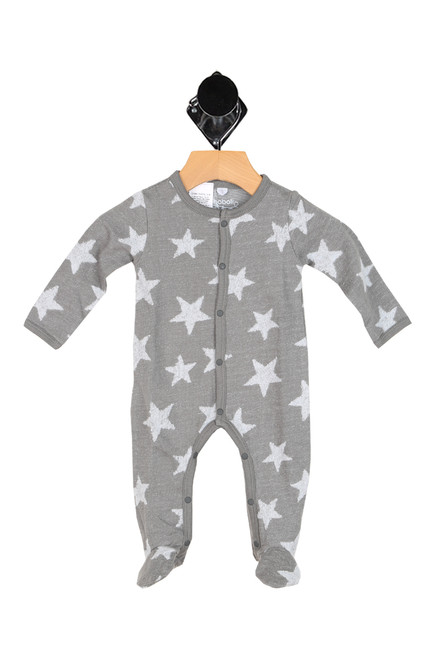 Stars All Over Knit Onesie (Infant)