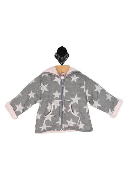 Fur-Lined Star Knit Jacket (Infant)