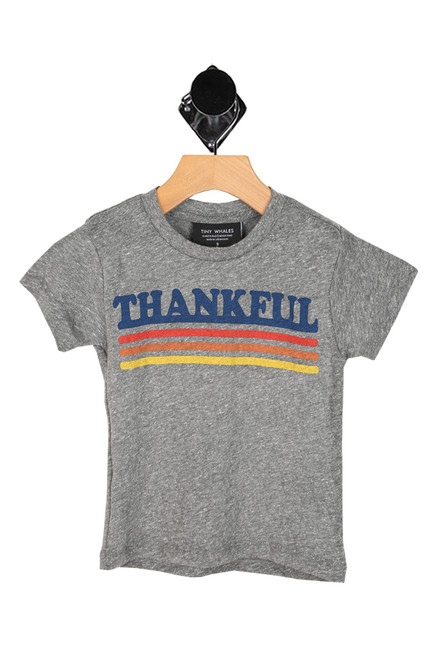 Thankful Tee (Toddler/Little/Big Kid)