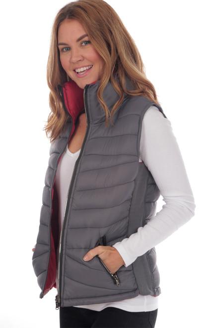 Isadora Reversible Vest