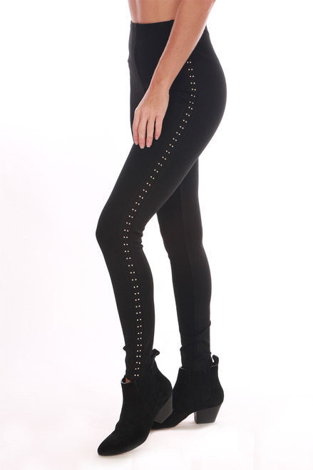 Stud Side Leggings