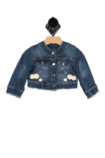 Denim Daisy Jacket (Infant)