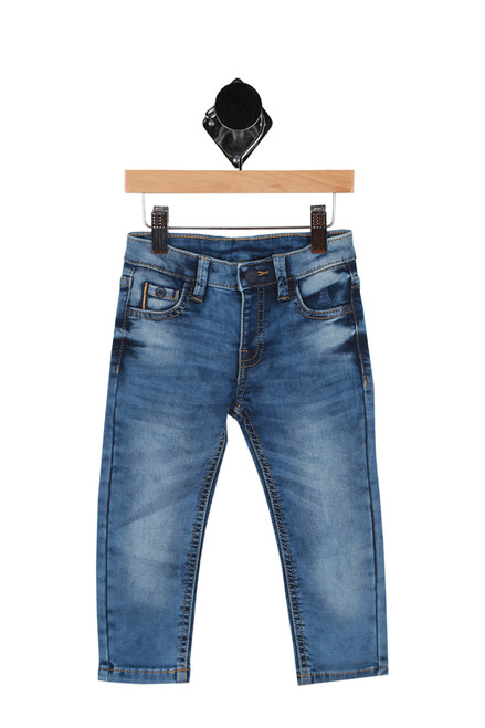 Soft Denim Jeans (Toddler/Little Kid)