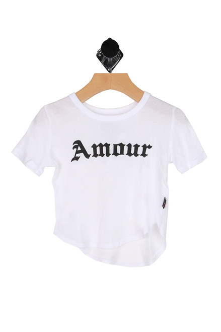 Amour S/S Tee (Little/Big Kid)