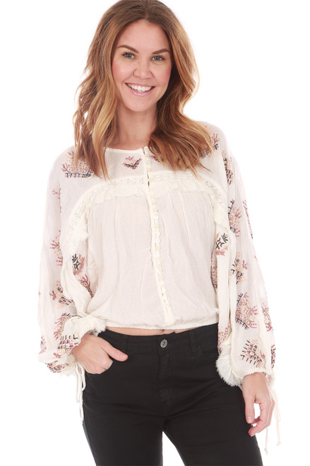 Sweet Emotion Blouse