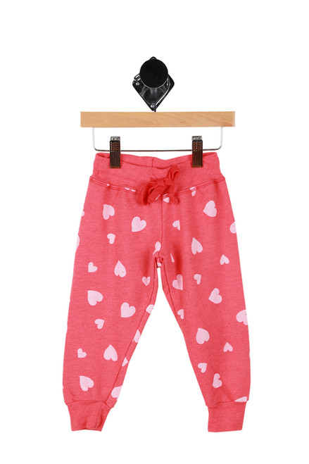 Heart Sweatpants (Toddler/Little/Big Kid)