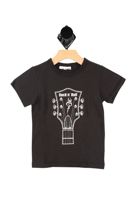 Guitar Rock Tee (Little/Big Kid)