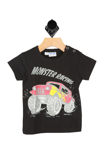 Monster Truck Tee (Infant/Toddler/Little Kid)