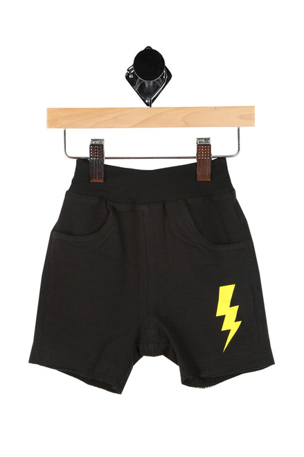 Lightning Shorts (Infant/Toddler/Little)
