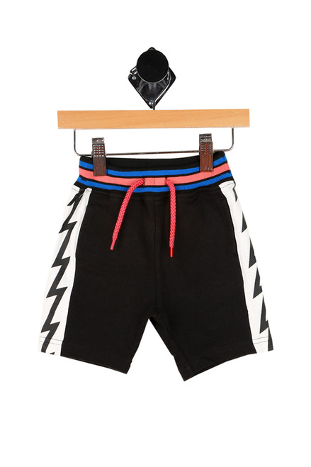 Lightning Stretch Shorts (Infant/Toddler/Little)